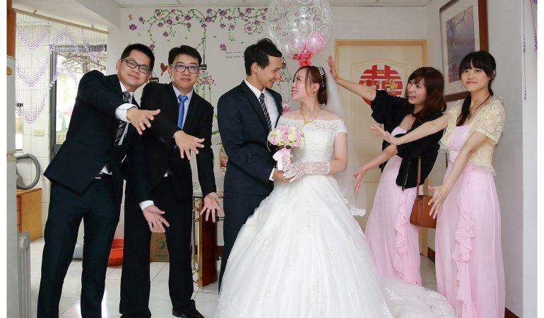 [台南婚攝阿昌]余彥 宛諭 / 大宏社區活動中心
