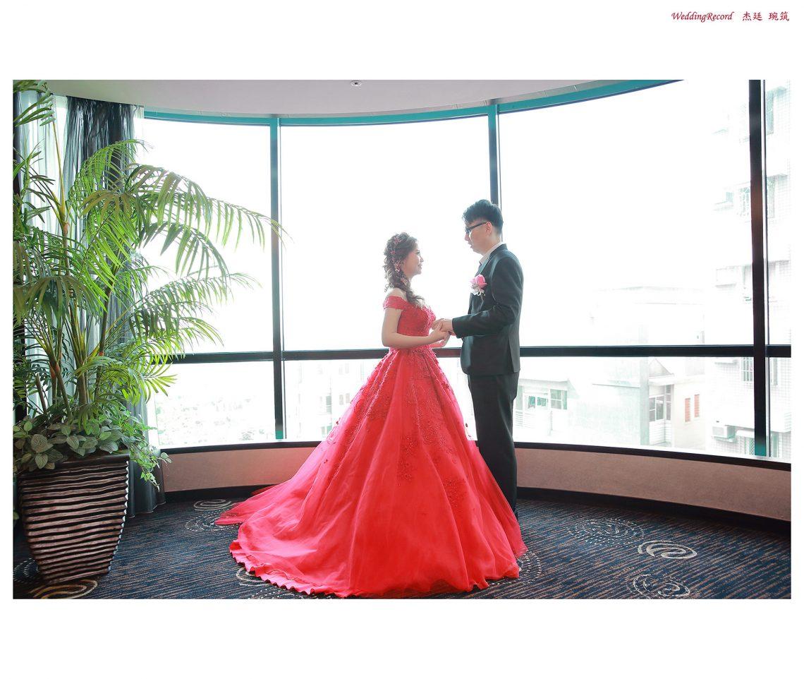 [台南婚攝阿昌]杰廷 琬筑 / 台南桂田酒店Queena Plaza Hotel